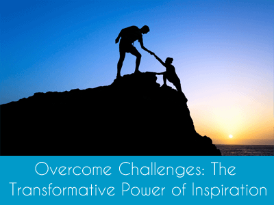 Online Course Overcome Challenge The Transformative Power of Inspiration