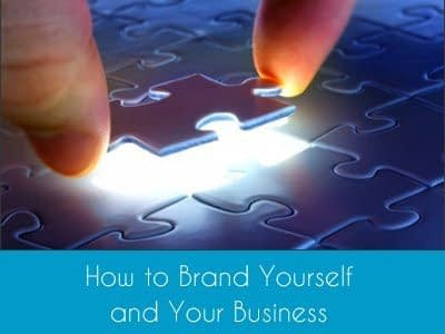 Online Course How to Brand Yourself and Your Business