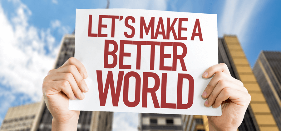 let's make a better world