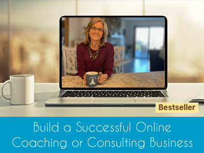 build a successful online coaching or consulting business bestseller