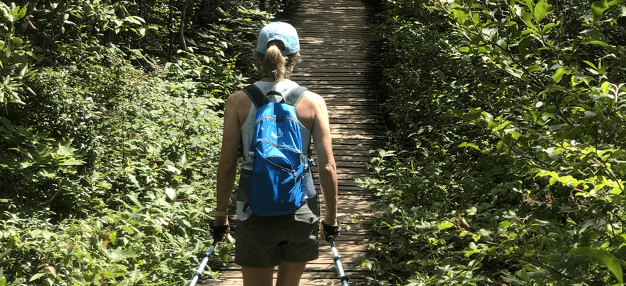 debbie lachusa hiking