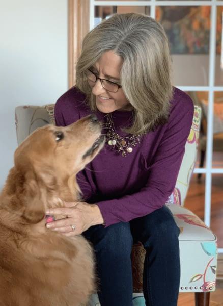 Debbie LaChusa pet therapy volunteer blogger online teacher