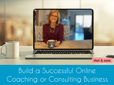 build a successful online coaching or consulting business
